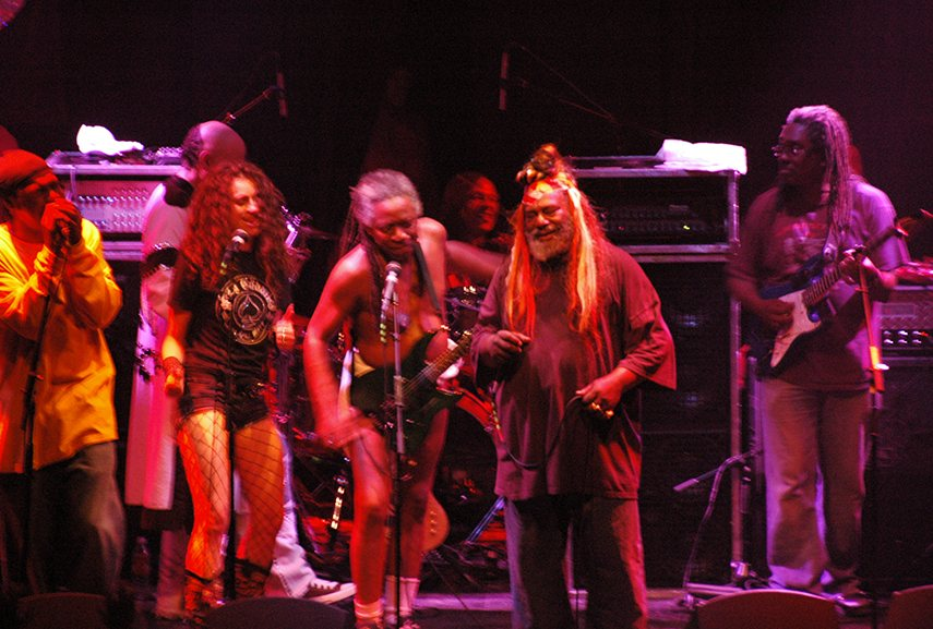 George Clinton and Funkadelic