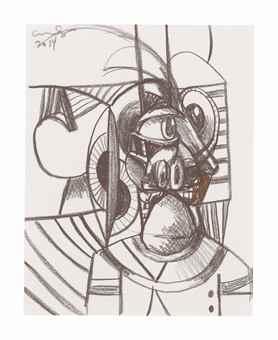George Condo-Untitled-2014