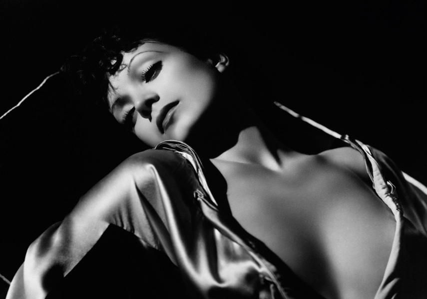 George Hurrell - Montenegro Conchita Hollywood photography portraits photos images new collection