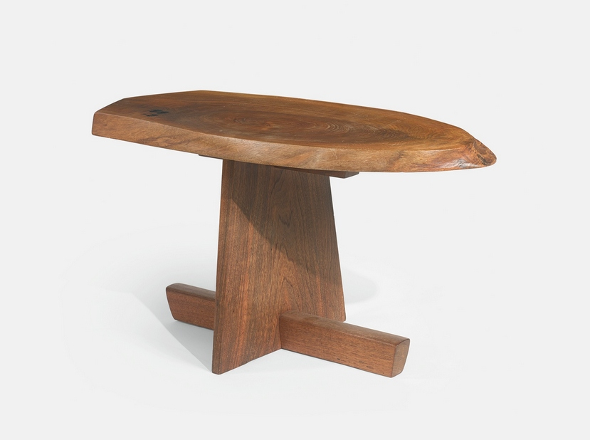 George Nakashima - Minguren Side Table-1981