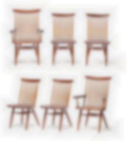 George Nakashima - New Chairs (6)-1955