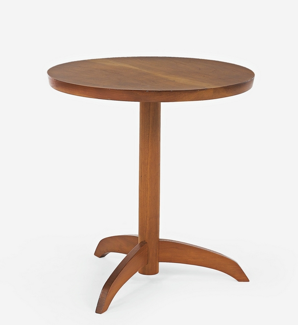 George Nakashima - Unique Side Table-1976