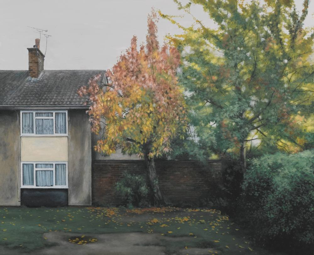 George Shaw-The Last Autumn-2008