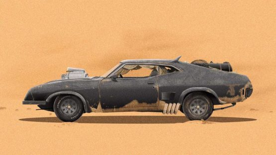 George Townley - What a Lovely Day - Mad Max - Fury Road