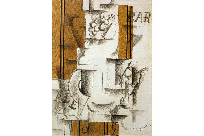 Works of Analytic Cubism