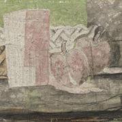 Georges Braque - Nature Morte Aux Pommes (Detail)