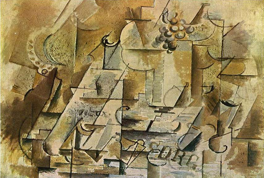 space of analytic cubism, where is it? define the space and relevance of the movement.