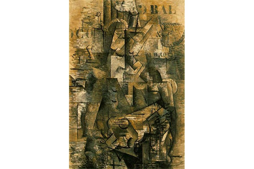 Works of Synthetic Cubism