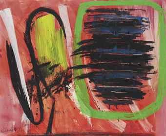 Gerard Schneider-Sans titre-1984