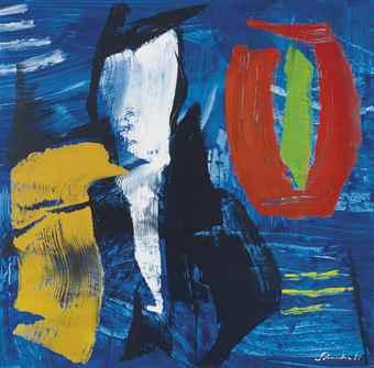 Gerard Schneider-Sans titre-1985
