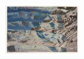 Gerhard Richter-10.4.92-1992