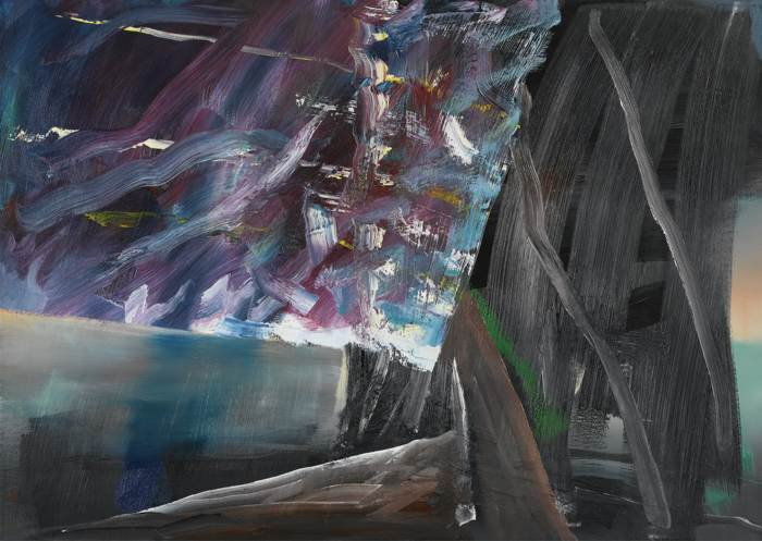 Gerhard Richter-Abstraktes Bild-1984