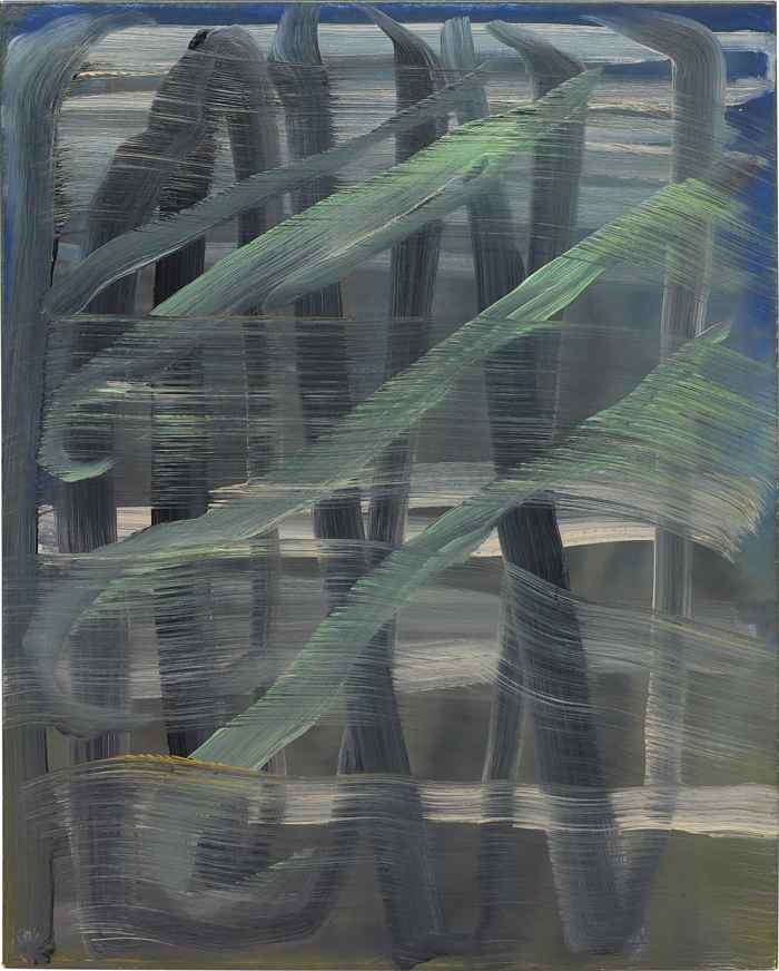 Gerhard Richter-Abstraktes Bild (753-7)-1991