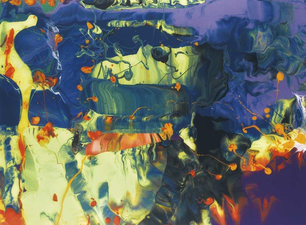 Gerhard Richter-Aladin (P11)-2014