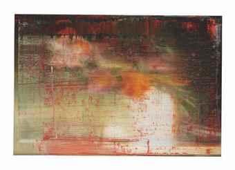 Gerhard Richter-Bouquet (P3)-2014