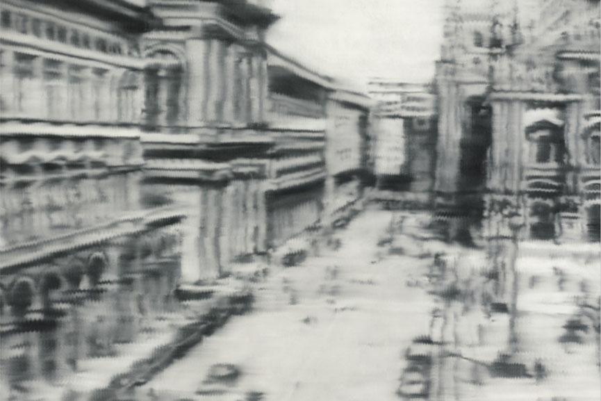 Gerhard Richter paintings