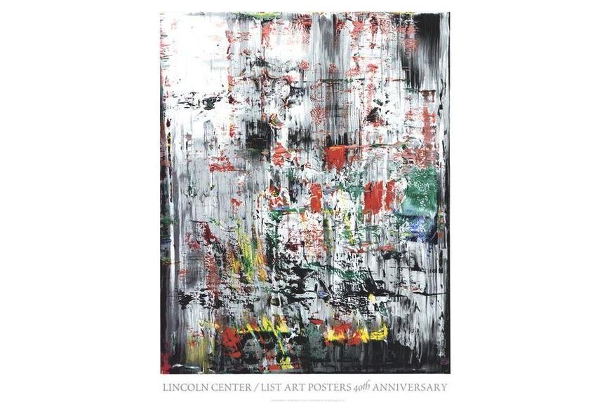 Gerhard Richter - Eis 2, 2003
