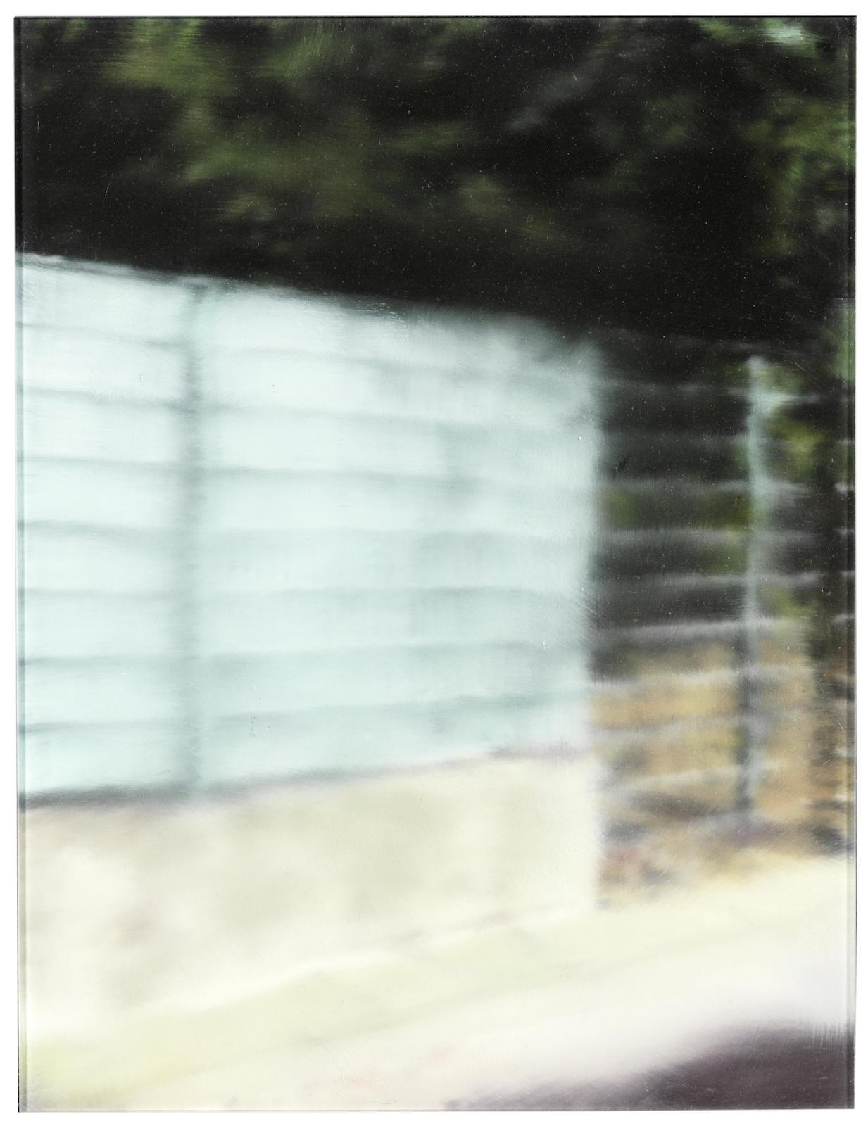 Gerhard Richter-Fence (P13)-2015