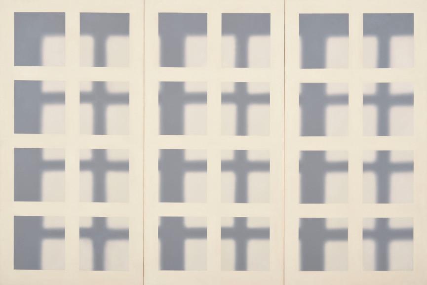 Gerhard Richter - Fenstergitter, 1968
