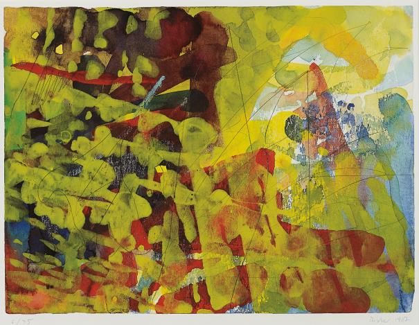 Gerhard Richter-IBM-1987