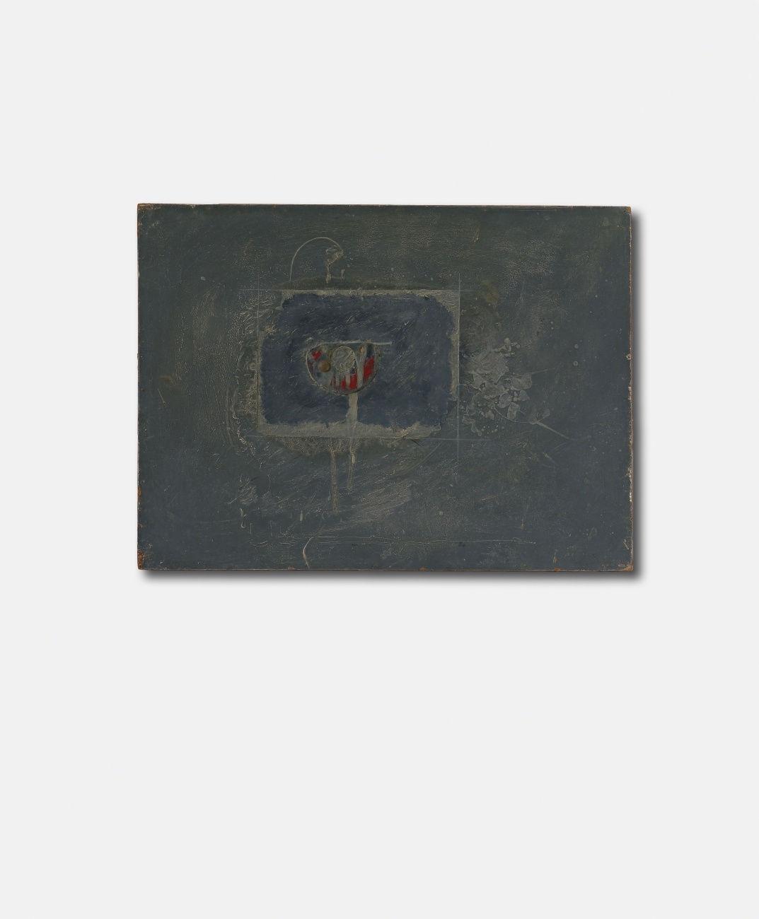 Gerhard Richter-Ohne Titel (Untitled)-1962