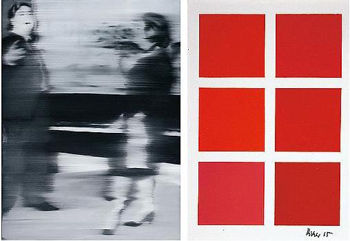Gerhard Richter-Sanger (Singer)-1965