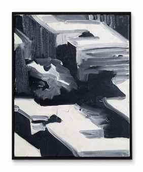 Gerhard Richter-Stadtbild (Townscape)-1968