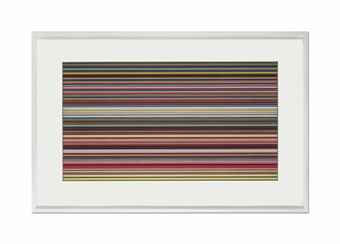 Gerhard Richter-Strip (I)-