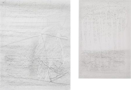 Gerhard Richter-Two works: 8.4.1999 (1); 8.4.1999-1999