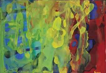 Gerhard Richter-Untitled (20.Jan.91)-1991