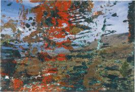 Gerhard Richter-Untitled (23. Jan. 2015)-2015