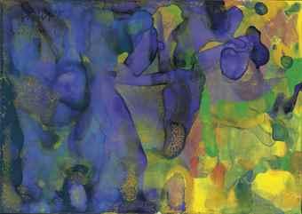 Gerhard Richter-Untitled (25.Jan.91)-1991