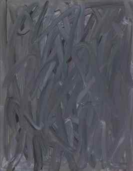 Gerhard Richter-Vermalung (Inpainting)-1972