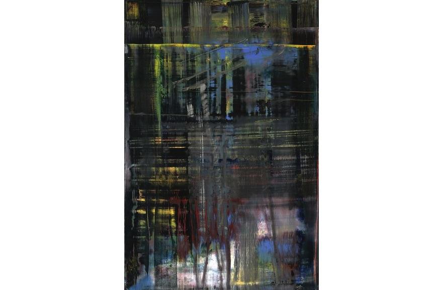 Gerhard Richter - Woods (5), 2005