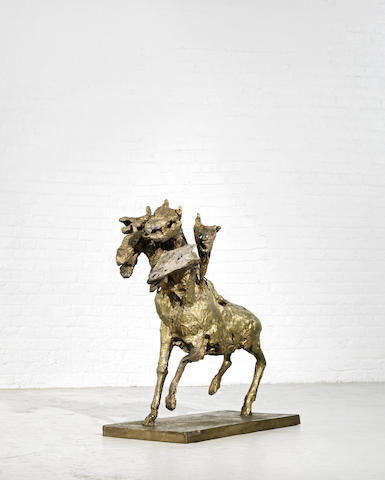 Germaine Richier-Le cheval a six tetes, grand-1956