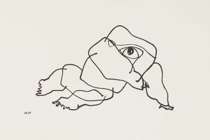 Esop (Aesop) (detail), 1967