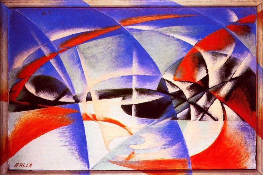 The Progressive Spirit Of Italian Futurism Widewalls