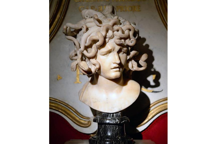 Gian Lorenzo Bernini - Medusa