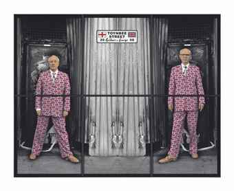 Gilbert and George-Toynbee Street-2008