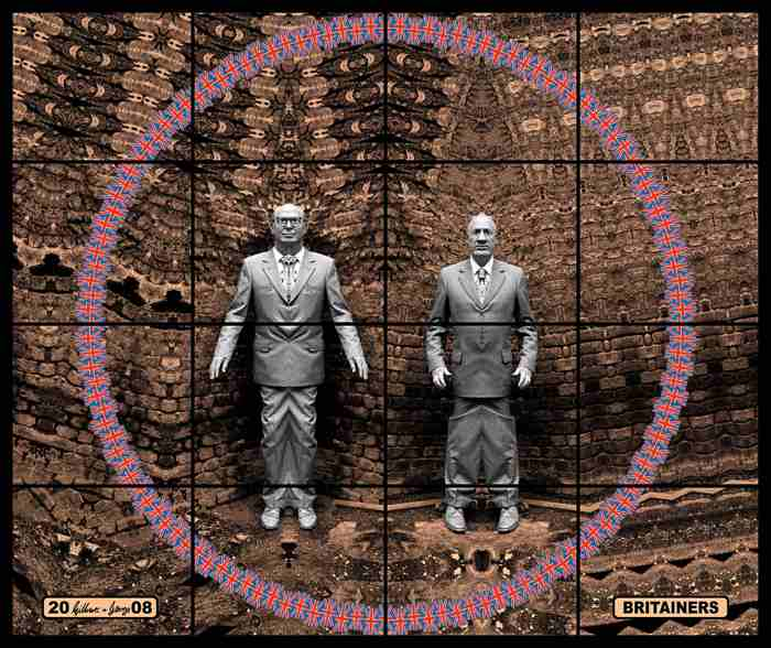 Gilbert and George-Britainers-2008