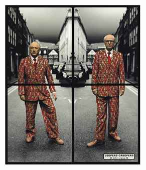 Gilbert and George-Jeepers Creepers-2008