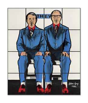Gilbert and George-They-1986