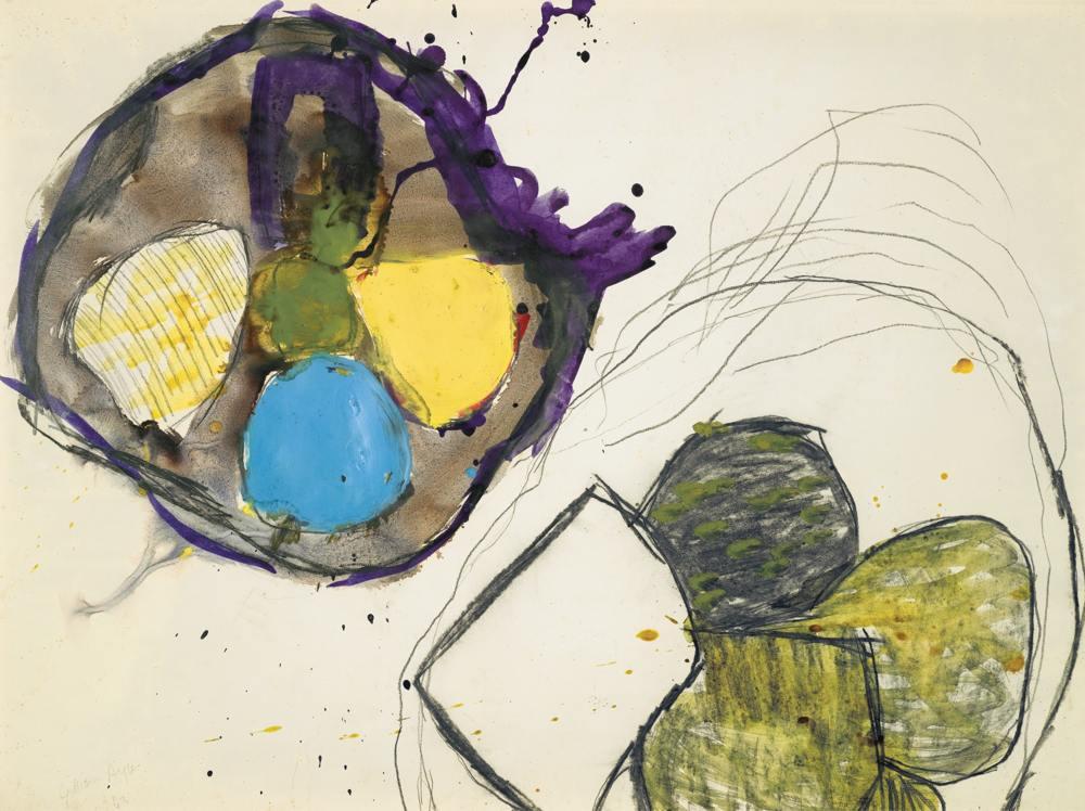 Gillian Ayres-Untitled-1963