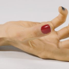 Gillian Wearing-My Hand-2012