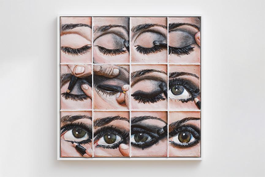 Gina Beavers - Smoky Eye Tutorial, 2014