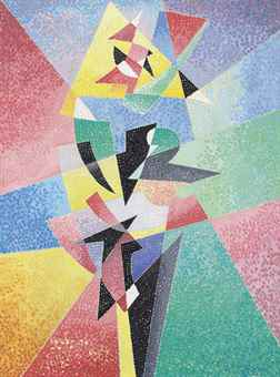 Gino Severini-Danseuse-1957