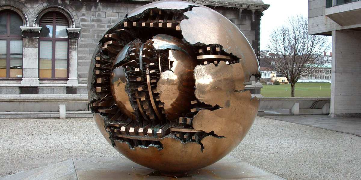 Biography of gio pomodoro widewalls for Opere di arnaldo pomodoro