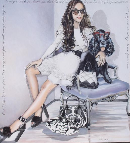 Gio Stefan - Costanza and Glam, 2013