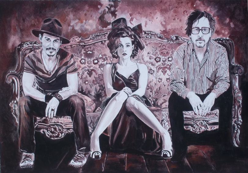 Gio Stefan - The magnificent three, 2018