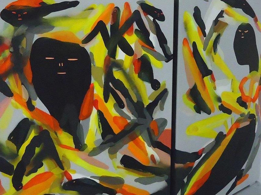 Giorgio Bartocci, Traffic Gallery, ph Giada Pellicari